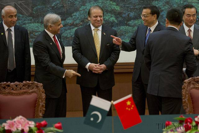 Pakistan China Relations: The Nawaz Government