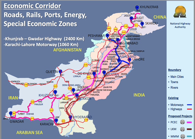 CPEC to Boost Economic Activities in All Provinces: Qayyum
