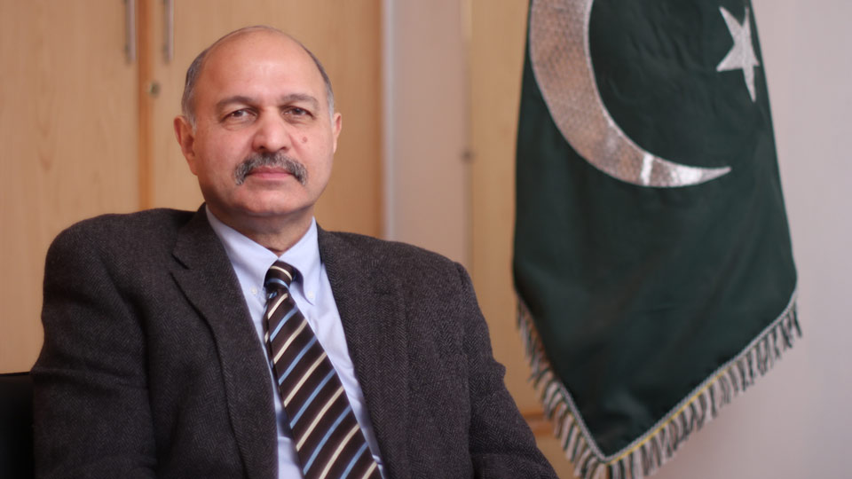 Mushahid Hussain elected chairman of CPEC parliamentary committee