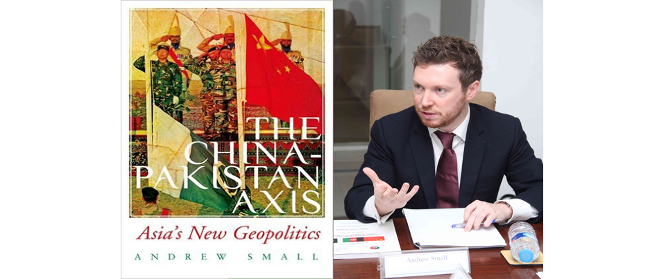 BOOK REVIEW: 'THE CHINA-PAKISTAN AXIS: ASIA'S NEW GEOPOLITICS'