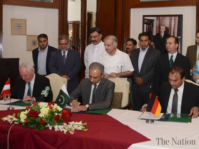 Punjab govt, China firm sign MoU for Ring Road construction