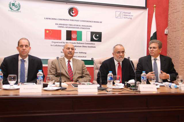 Book on China, Afghanistan, Pakistan to be launched today