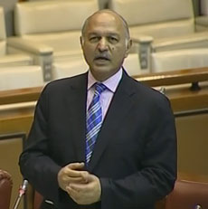 Senator Mushahid Hussain's Speech on June 10, 2015